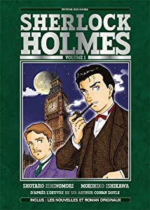 Sherlock Holmes Edition simple Tome 1