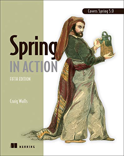 Spring in Action, Fifth Edition por Craig Walls