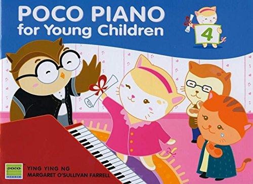 Poco Piano for Young Children Book 4 (Poco Studio Edition)