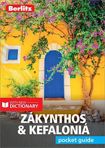 Berlitz Pocket Guide Zakynthos & Kefalonia (Travel Guide eBook) (Berlitz Pocket Guides) (English Edition)