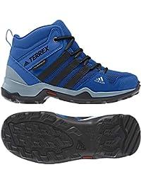 check out c319d 40f08 adidas Unisex-Kinder Terrex Ax2r Mid Climaproof Trekking-  Wanderstiefel