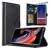 saii Premium Étui Samsung Galaxy Note9 Housse de Protection [Design Portefeuille] Coque Samsung Galaxy Note 9 Housse Rabattable...
