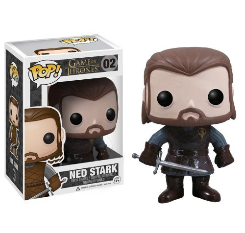 Funko POP Game of Thrones: Ned Stark Vinyl Figure by Funko [Toy]