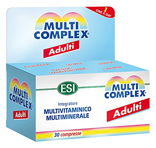 Esi Multicomplex Adulti Integratore Alimentare - 30