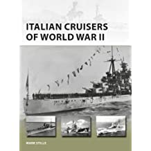 Italian Cruisers of World War II (New Vanguard)