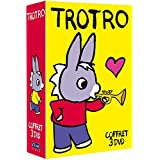 Trotro - Vol. 1 : Trotro fait du vélo + Vol. 2 : Au lit Trotro + Vol. 3 : Trotro et la chasse au Trésor