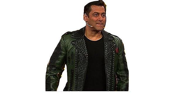 Azan Collection Men S Leather Biker Jacket Azl 1082 Black X Small