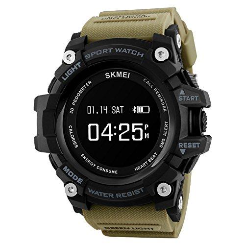 Smartwatchmovement Running Chronograph Waterproof Multifunction Digital Watches E