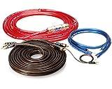 Sinuslive KS-16 Kabelset für Autoverstärker 16mm