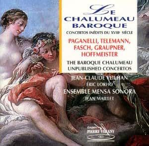 Le Chalumeau Baroque