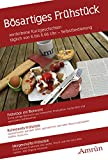 Bösartiges Frühstück: Frühstück-Anthologie Band 1 von Arthur Gordon Wolf