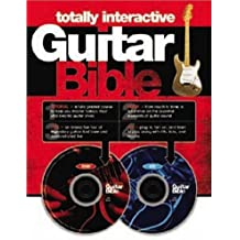 Totally Interactive Guitar Bible (Tutor Bk,Guit Facts, DVD & CD)