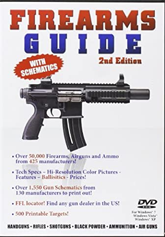 Firearms Guide 2011 [Dvdr] [Import USA Zone 1]