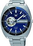 Seiko Herren Analog Automatik Uhr mit Edelstahl Armband SSA327K1