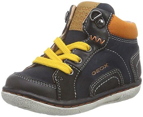GeoxB Flick Boy H - Zapatillas de Running Bebé-Niñas, Color Azul, Talla 25