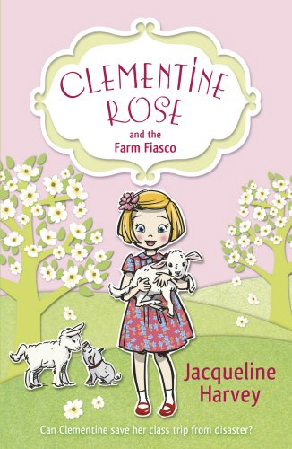 Clementine Rose and the Farm Fiasco Cover Image
