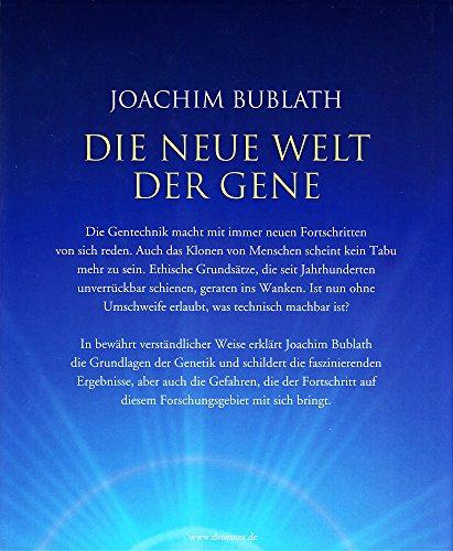 Die neue Welt der Gene: Visionen · Rätsel · Grenzen
