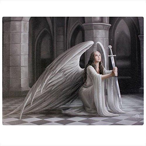 Anne Stokes klein Fantasy Leinwand/Bild-Der Segen -