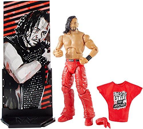 WWE FMG48 Shinsuke Nakamura Elite Collection Figur, Mehrfarbig