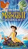 The Little Mermaid II - Return To The Sea [VHS]