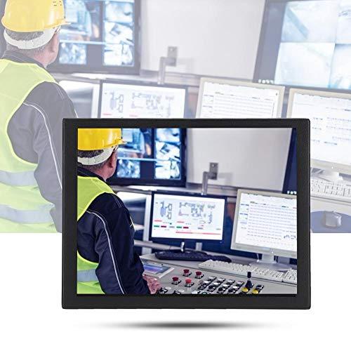 Monitor Industrial Totalmente metálico Resistencia