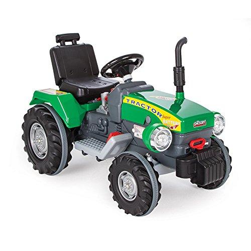"Siva Siva05210 12V Spielzeug \""Super Traktor\"""