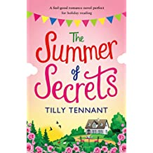 The Summer of Secrets: A feel good romance novel perfect for holiday reading