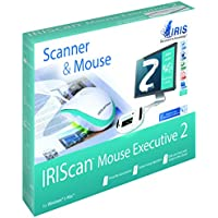 IRIScan Executive 2 Mouse Scanner Integrato Accessorio per Apple Mac e Windows, Bianco - Confronta prezzi