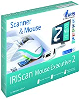 IRIScan Mouse Executive 2 Scanner for Apple Mac & Windows