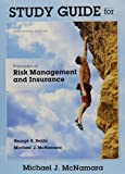 Study Guide for Principles of Risk Management and Insurance by George E. Rejda (2016-03-31)