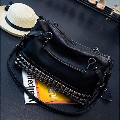 Frauen Handtasche Schöne CasualShoulder Tasche Black