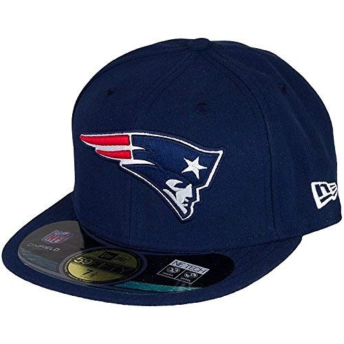 New Era Authentic Performance 59FIFTY OnField Cap (7 1/8, New England patriots) (Washington Red Skins)