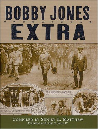 Bobby Jones: Extra