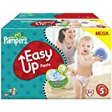PAMPERS Couches-culottes Easy Up Taille 5 junior (12-18 kg) - Megapack 1 x 84 couches 81143236