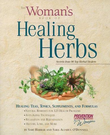 The Women's Book of Healing Herbs