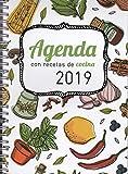 Agenda 2019 con recetas