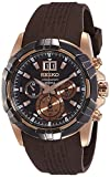 Seiko Lord Analog Black Dial Men's Watch-SPC194P1