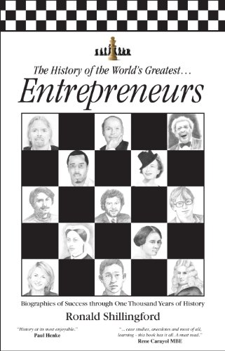 The History of the World's Greatest Entrepreneurs: The Biography of Success (English Edition)
