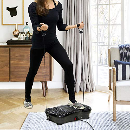 AGM Vibration Power Plate Gym Machine