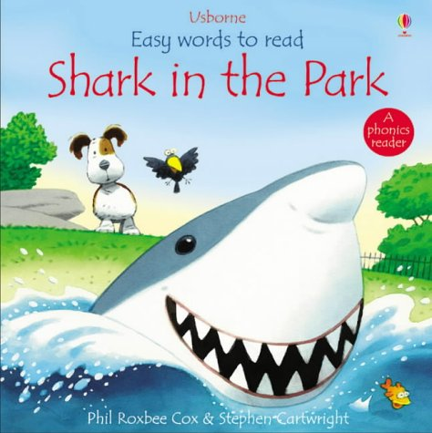 Shark in the Park (Usborne Easy Words to Read)