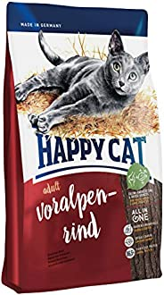 Happy Cat Alpine Beef Dry Food, 300 g