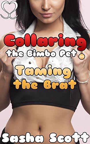 collaring-the-bimbo-pet-taming-the-brat-bimbo-pets-book-2-english-edition