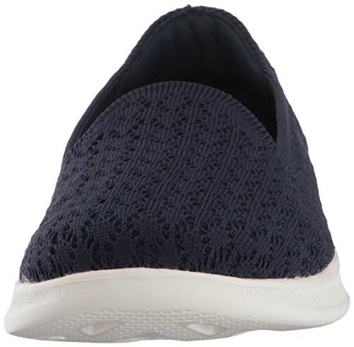 Skechers Performance Womens Go Step Lite-Petal 14723 Walking Shoe Navy