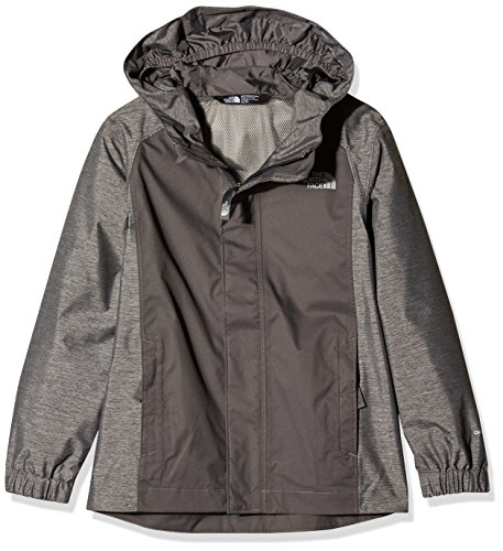 THE NORTH FACE Jungen Resolve Reflective Jacke, Graphite Grey, XS -