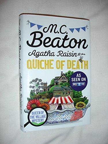 Agatha Rasin and the Quiche of Death