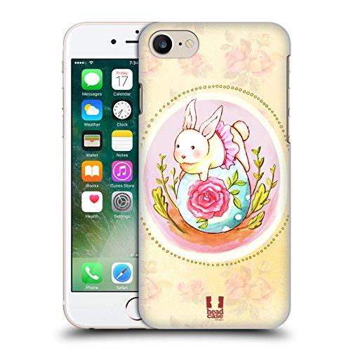 Head Case Designs Renard Noir Tangram Motifs Animaliers Étui Coque en Gel molle pour Apple iPhone 6 Plus / 6s Plus Bel Oeuf