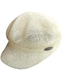 Gorros Damas Sombrero para El Sol Ocio Sombrero De Verano Bastante Elegante  Paja Sombrero De Paja Sombrero De Playa Sombrero Holgado… 9a9379d4ab5