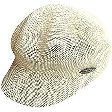 Gorros Damas Sombrero para El Sol Ocio Sombrero De Verano Bastante Elegante Paja  Sombrero De Paja cc2868558f5