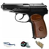 LEGENDS Pack réplica de Aire comprimido - Pistola Makarov de CO2 Umarex <3,5J