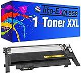 PlatinumSerie® 1x Toner-Kartusche XXL Black kompatibel für Samsung CLT-K406S CLP-360 N ND CLP-365 N ND W CLX-3300 CLX-3305 FW FN W Xpress C410 C460 W C460FW C467 W SL-C460W